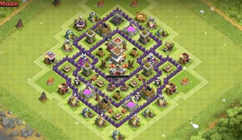 th7 base layout th5 to th11 farm trophy war base layouts for 2016
