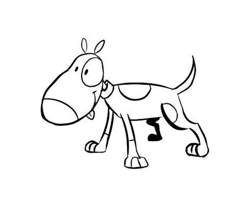 dibujos de perros para colorear manualidades infantiles perro con manchas dibujos para colorear