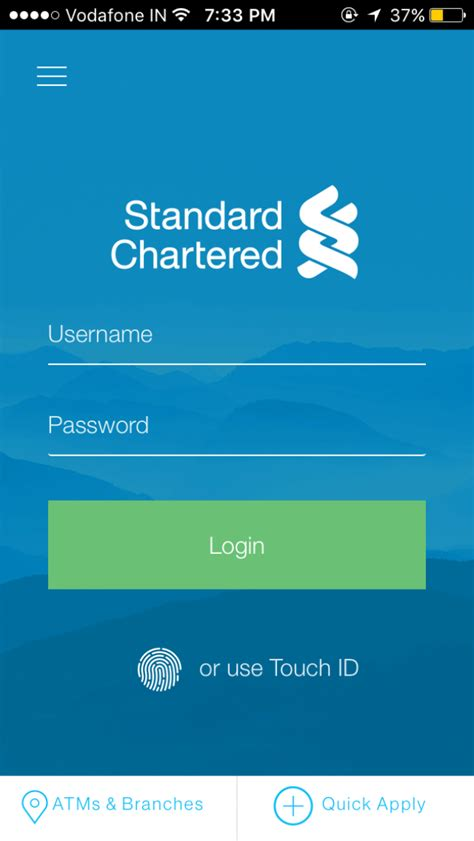 standard chartered bank india banking login 5 ways seafarers can go for cashless transactions in india