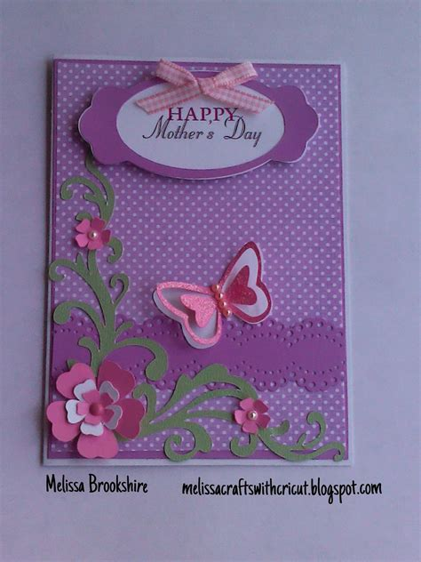 savvy handmade cards mother 39 s day butterfly card