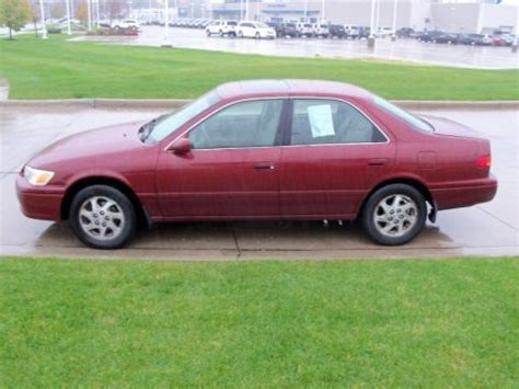 2000 Toyota Camry Size 2000 Toyota Camry Le V6 Data Info And Specs Gtcarlot