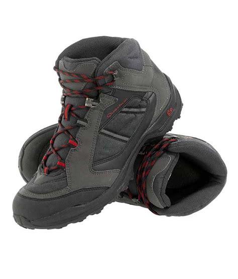 quechua running shoes quechua forclaz 50 black hiking footwear 8087096 price
