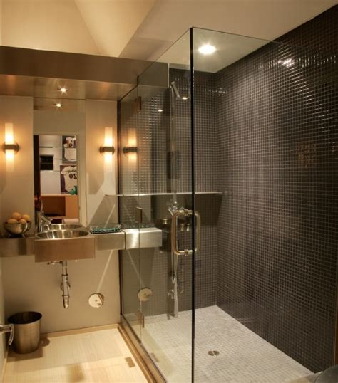 Houzz Modern Bathrooms Modern Bathroom Houzz Showers Ensuites