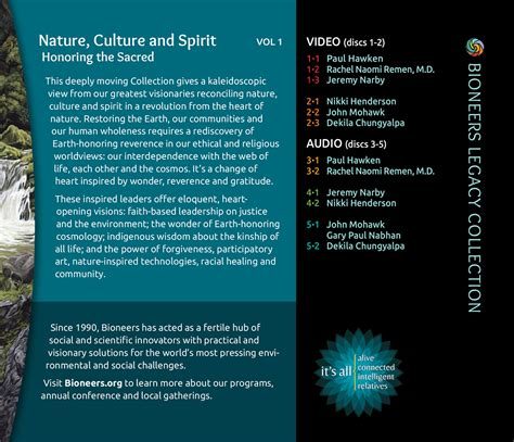 nature and the human soul cultivating wholeness and community in a fragmented world books nature culture and spirit volume 1 cd dvd set