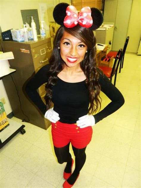 Handmade Minnie Mouse Costume - minnie mouse costume ideas costumemodels