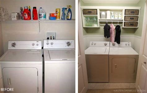 Easy Laundry Room Makeovers by 62 Easy Laundry Room Makeover Ideas That Will You In