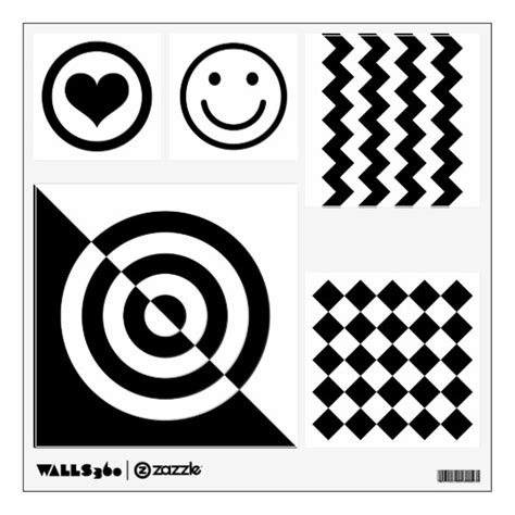 black and white wall stickers black and white wall stickers peenmedia