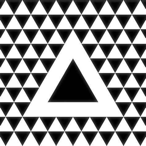 pattern with triangle triangles geometric pattern geometric pinterest