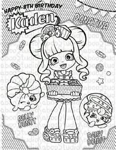 51 images coloring pages shopkins seasons tambourine print