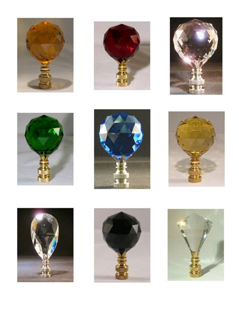 What Is A L Finial by L Finial Stunning Colored L Finials With