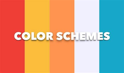 presentation colour schemes why coolors is my new best friend for finding great colors