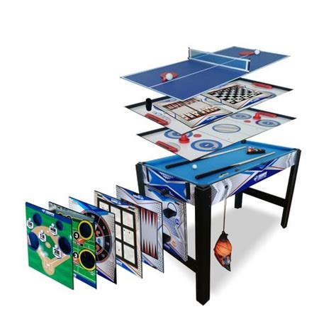 triumph sports usa 48 quot 13 in 1 combo table academy