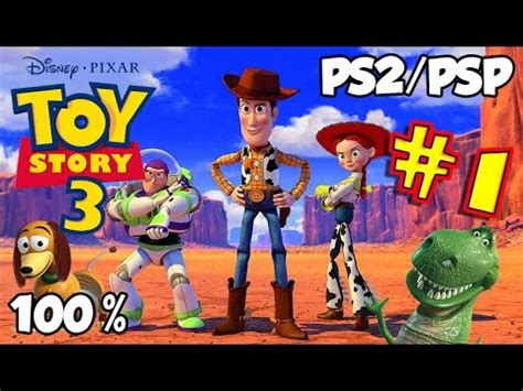 Disney Playtime Stories 7 Stories disney s story 3 walkthrough part 1 100 ps2 psp level 1 western playtime