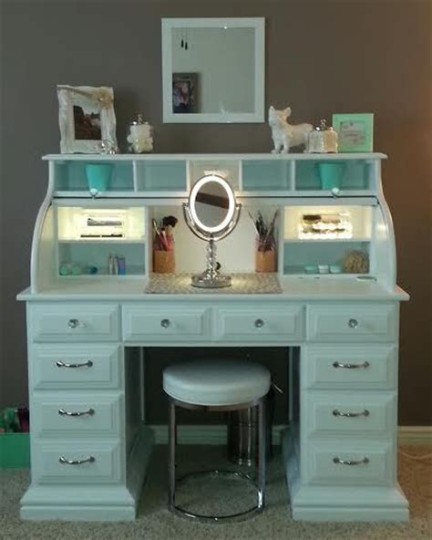 roll top desk makeover roll top desk makeover pictures photos and images for