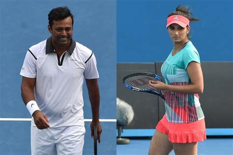 french open sania leander in mixed doubles semis sports