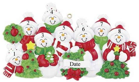2326x1619mm snowmen with green scarves buy snowman family of 8 with and green scarves