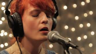 and the machines florence and the machine cosmic live on kexp