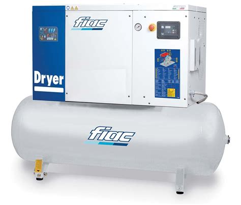10 hp rotary air compressor with dryer rotary air compressors with refrigerated dryer fiac