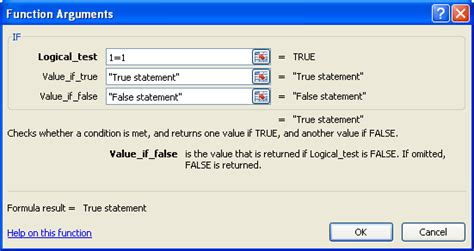 tutorial dasar kondisional statement di macro excel youtube how to write an if statement in excel