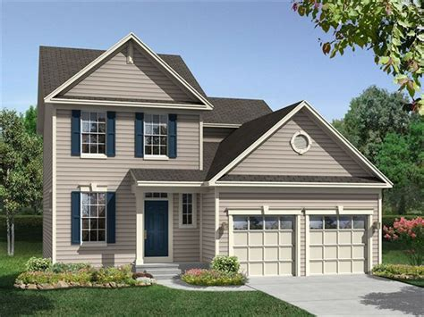 patuxent single family home floor plan in aberdeen md
