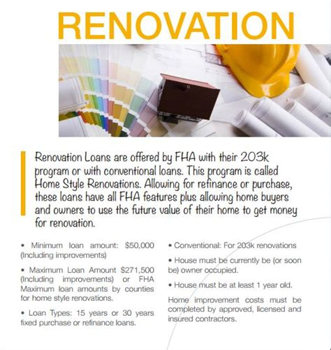 house renovation loans best 25 home renovation loan ideas only on pinterest home buying process house