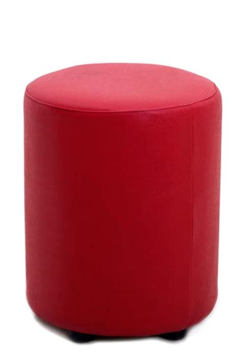 red round ottoman ottomans furniture hire rentals inspire furniture