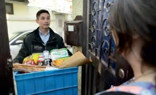 home delivery groceries grocery shopping in shanghai