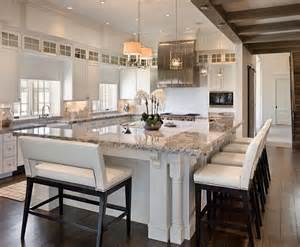how big is a kitchen island 25 best ideas about large dining rooms on