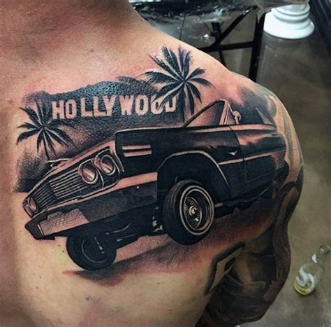 hollywood tattoo 50 tattoos for inconceivable ink design