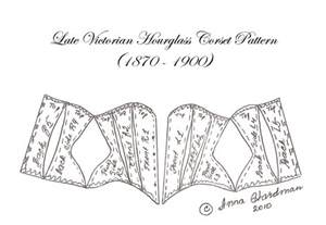 the creative doll corset tutorial