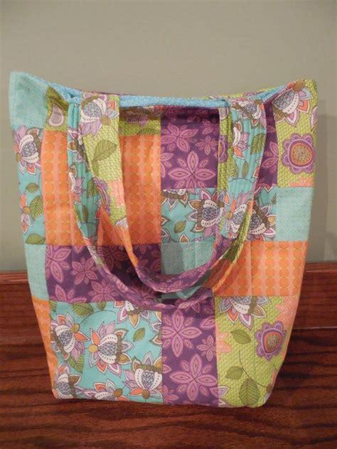 Patchwork Bag Designs - tote bag design design quilted tote bag