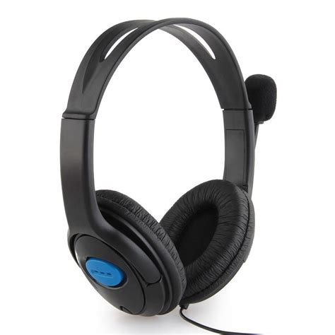 Headset Sony Gaming wired headset headphone headsets mic accessories for ps4 ebay