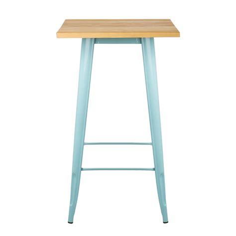 tavolo alto tavolo alto lix legno sklum