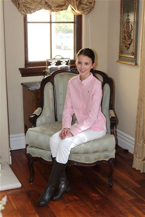 Mewow Pink Oxford molly ralph oxford shirt couture