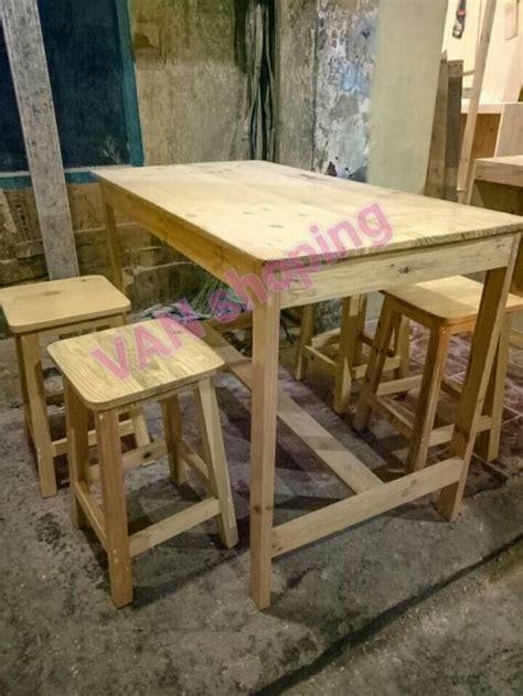 Meja Makan Kayu Jati Belanda jual meja makan set kayu jati belanda cafe restoran