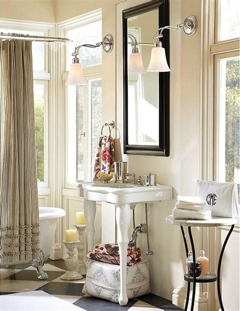 pottery barn bathroom ideas pottery barn bathroom
