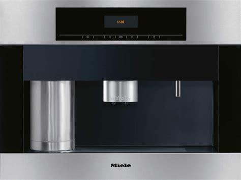 inbouw koffiemachine met vaste wateraansluiting m 237 ele koffiemachine cva5065 op de m 237 ele inbouw apparaten
