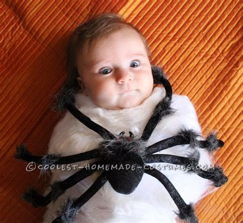 attacks baby coolest spider attack baby costume