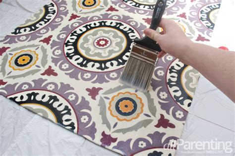 make a rug out of fabric make a fabric rug out of any fabric you like this is amazing i had no idea you could do this