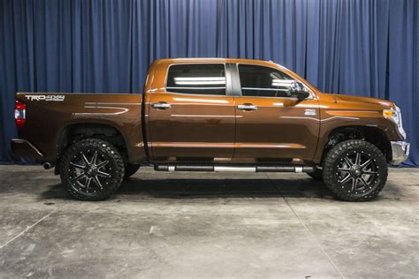 toyota 1794 for sale lifted 2016 toyota tundra 1794 edition 4x4 northwest