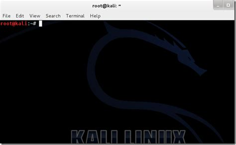 kali linux terminal tutorial kali linux howto s how to update kali linux