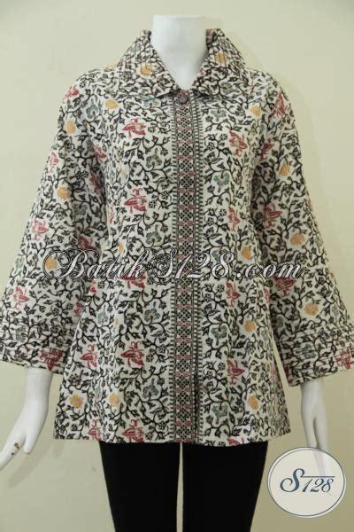 toko fashion untuk perempuan gemuk pakaian blus batik tulis istimewa ukuran jumbo untuk
