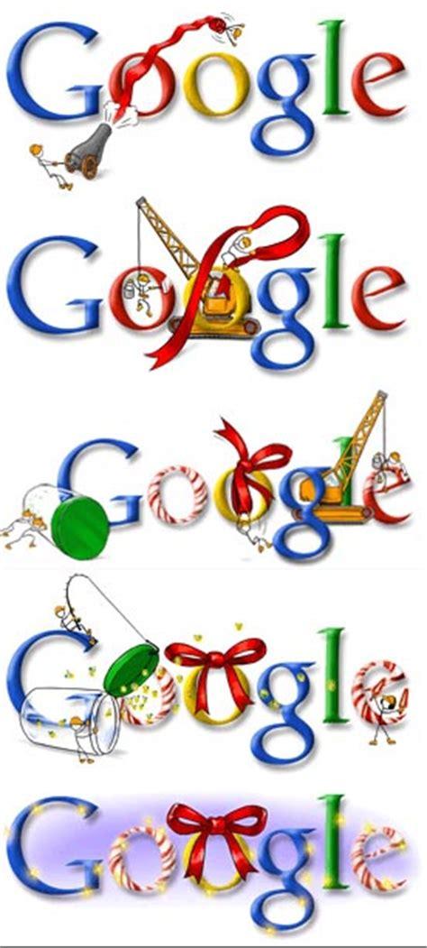 imagenes navidad google el logo de google para la navidad de 2007 codigo geek