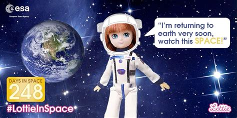 lottie doll in space arklu s stargazer lottie doll in space