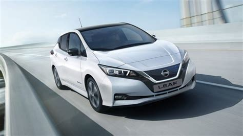 2020 Nissan Leaf by 2020 Nissan Leaf Plus Look Engine Specs Release