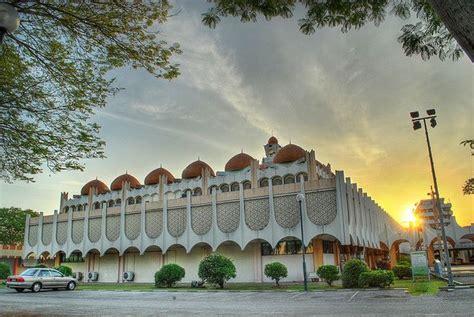 masjid sultan idris shah ii masjid negeri perak