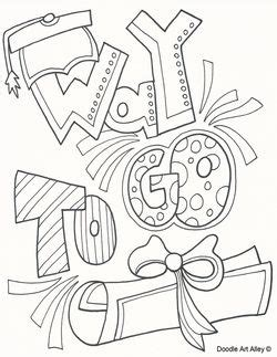 coloring pages for preschool graduation graduation coloring page graduation pinterest