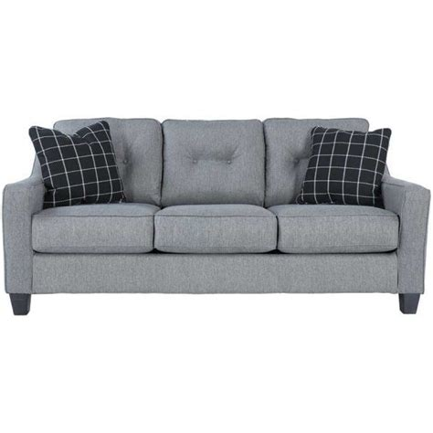 brindon charcoal sleeper sofa brindon charcoal sofa pp 539s ashley furniture 5390138 afw