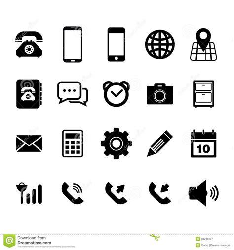 clipart cellulare icona telefono cellulare illustrazione di stock