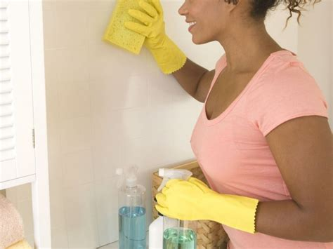 how to clean painted walls clean wall 5 things you can clean with scrubbing bubbles brown